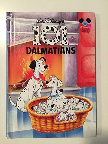 9783821218366: Walt Disney's 101 Dalmatians (Disney's Wonderful World of Reading)