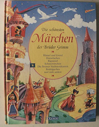 9783821222301: Die schönsten Märchen der Brüder Grimm (Livre en allemand)