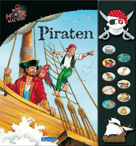 9783821223261: Hör mal hin! - Piraten: Klangleistenbuch mit 10 Geräuschen