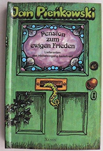 9783821224190: Pension zum ewigen Frieden. Mini Pop-up- Buch. Lieferanten den Hintereingang benutzen.