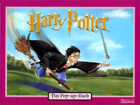 Harry Potter. Das Pop-up- Buch 3. (3821224584) by Joanne K. Rowling
