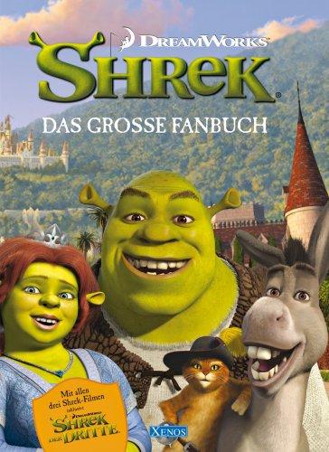 9783821225012: Shrek 3. Das große Fan-Buch