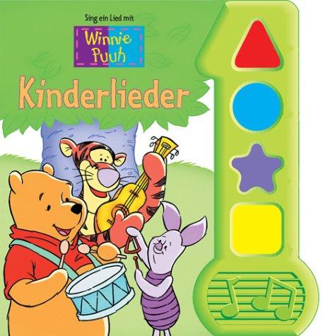 9783821225302: Winnie Puuh Kinderlieder.