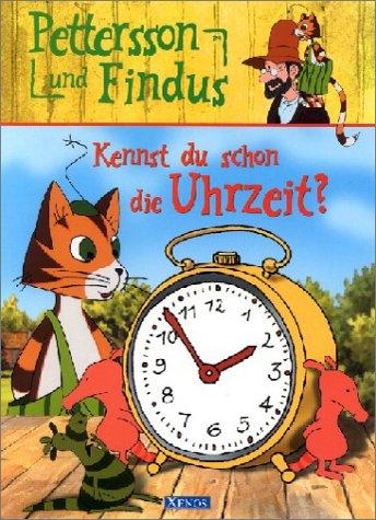 9783821225975: Pettersson und Findus. Kennst du schon die Uhrzeit? ( Ab 4 J.).