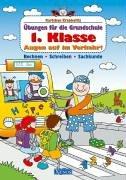 9783821227719: Karlchen Krabbelfix. Augen auf im Verkehr. 1. Klasse.