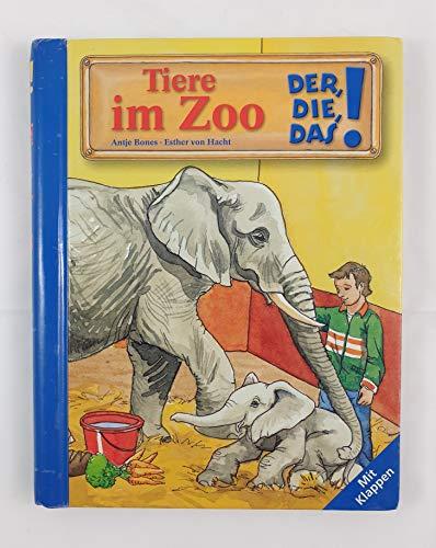 9783821228723: Tiere im Zoo