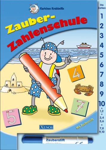 9783821229089: Karlchen Krabbelfix. Zauber-Zahlenschule