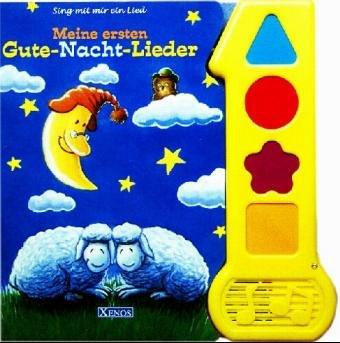 9783821229225: Meine ersten Gute-Nacht-Lieder: Sing mit mir ein Lied