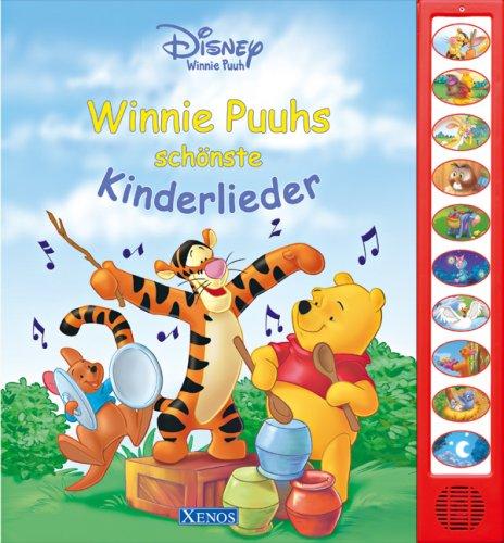 9783821229805: Disney Winnie Puuhs schönste Kinderlieder