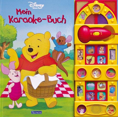 9783821229874: Winnie Puuh - Mein Karaoke-Buch: Disney