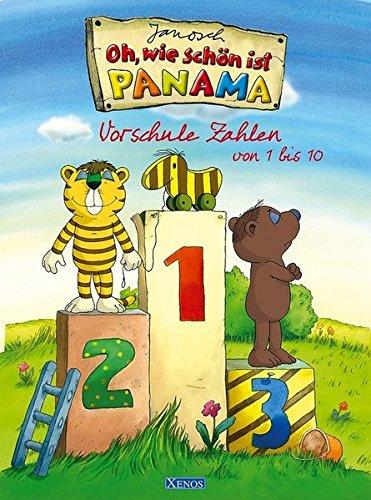 9783821231808: Oh, wie schön ist Panama - Vorschule Zahlen 1-10