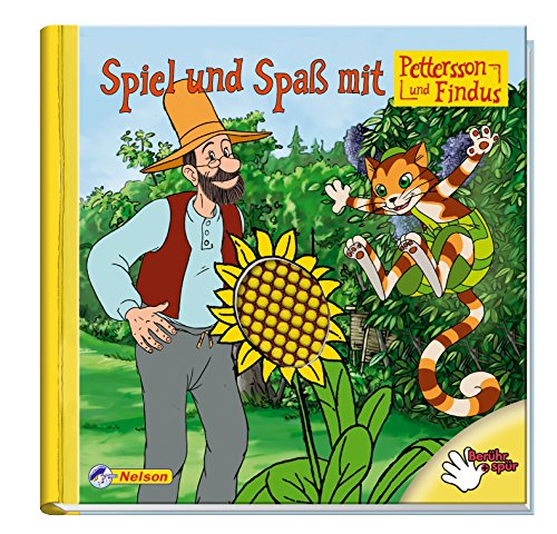 9783821232096: Berühr und spür. Spiel und Spaß mit Pettersson und Findus