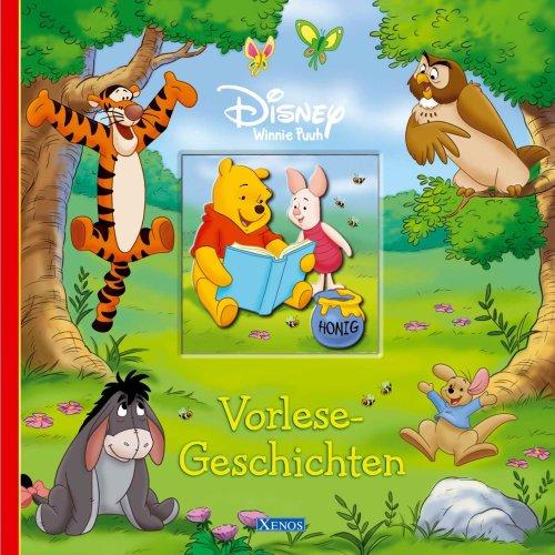 9783821232225: Winnie Puuh Vorlese-Geschichten: Disney