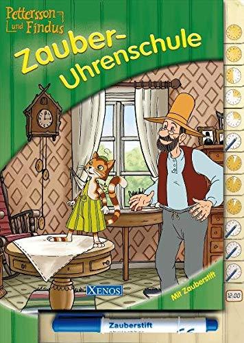 9783821232768: Pettersson und Findus.  Zauber-Uhrenschule