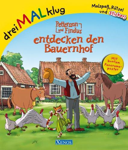 9783821233109: Pettersson und Findus entdecken den Bauernhof