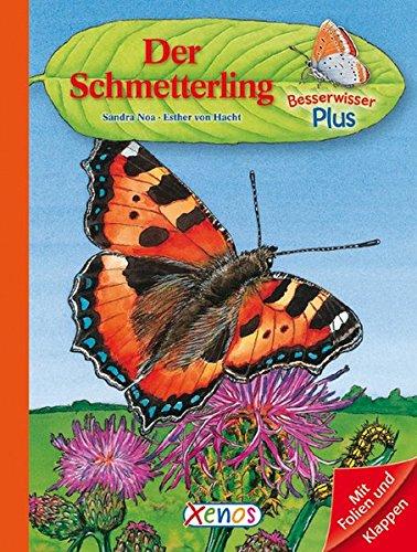 9783821233284: Besserwisser Plus. Der Schmetterling
