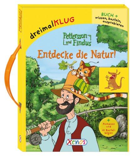 9783821233352: Pettersson und Findus - Entdecke die Natur!: dreimalKlug Bastelbox wissen, basteln, ausprobieren