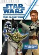 9783821233512: Star Wars The Clone Wars - Auf in den Kampf: Activity