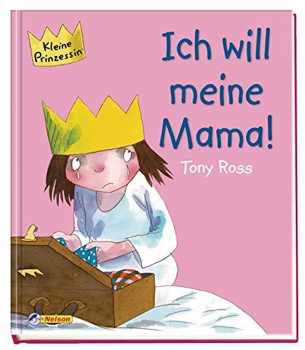 9783821234311: Kleine Prinzessin - Ich will meine Mama!