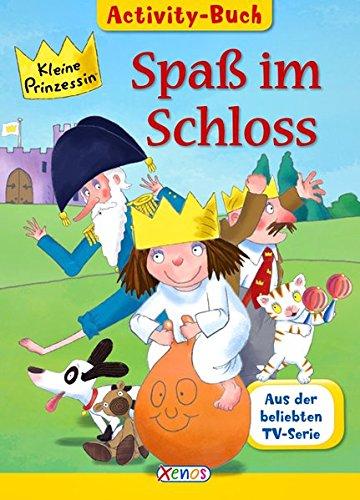 9783821235165: Die kleine Prinzessin - Spaß im Schloss - Activity-Buch