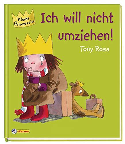 9783821235219: Kleine Prinzessin - Ich will nicht umziehen!
