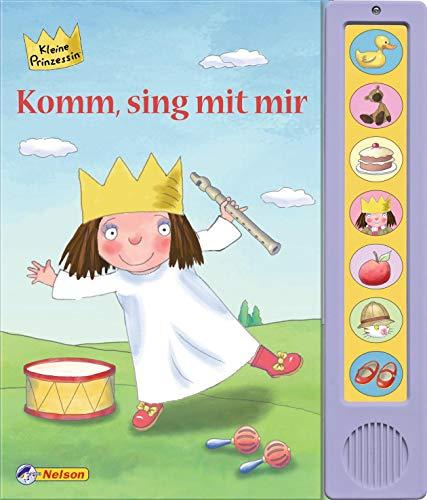 Kleine Prinzessin, Komm, sing mit mir: Soundbuch
