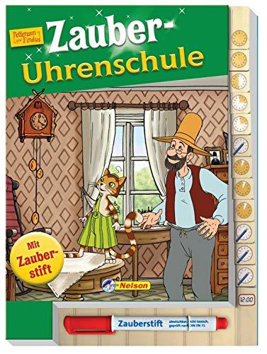 9783821235899: Pettersson und Findus. Zauber-Uhrenschule
