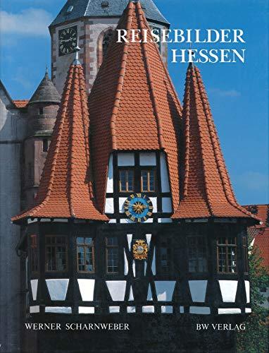 9783821490199: Reisebilder Hessen