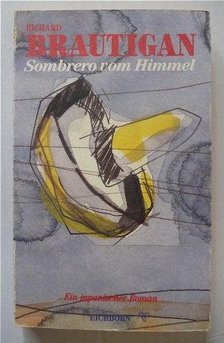 9783821801636: Sombrero vom Himmel. Ein japanischer Roman