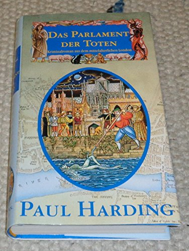 9783821803692: Das Parlament der Toten. Kriminalroman aus dem mittelalterlichen London