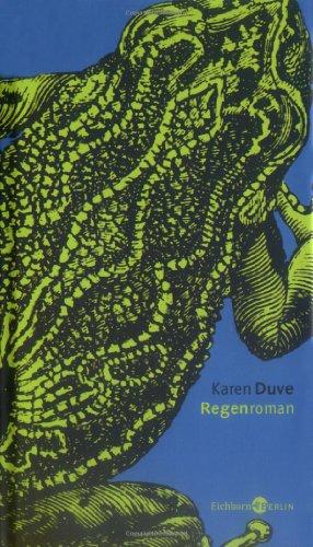 9783821805474: Regenroman (Eichborn Berlin) (German Edition)