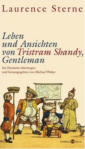 9783821807331: Leben und Ansichten von Tristram Shandy, Gentleman
