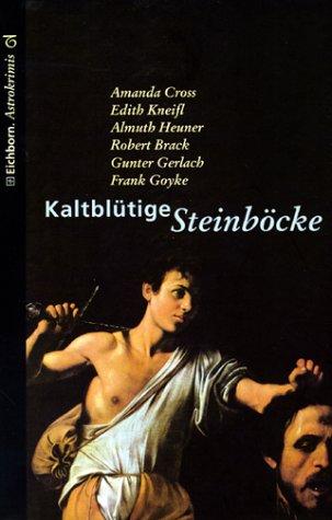 9783821807898: Kaltblütige Steinböcke