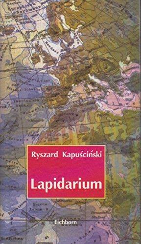 Lapidarium: Kapuscinski, Ryszard