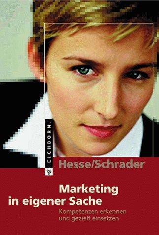 9783821815800: Marketing in eigener Sache. Kompetenzen erkennen und gezielt einsetzen