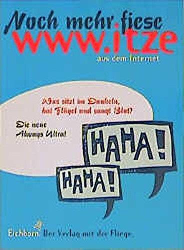 9783821823461: Noch mehr fiese Witze aus dem Internet (Livre en allemand)