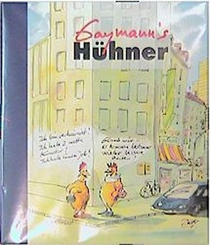 9783821830629: Gaymanns Hühner.