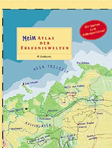 9783821837130: Mein Atlas der Erlebniswelten.
