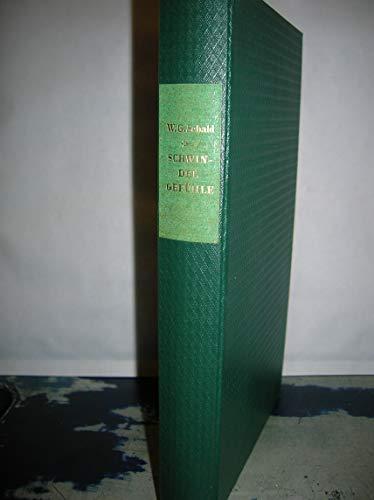 9783821840635: Schwindel, Gefühle (Die Andere Bibliothek)