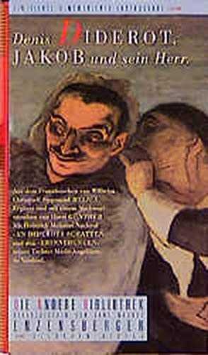 Jakob und sein Herr. Die Andere Bibliothek (9783821841786) by Diderot, Denis