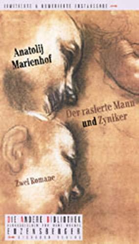9783821845029: Der rasierte Mann und Zyniker