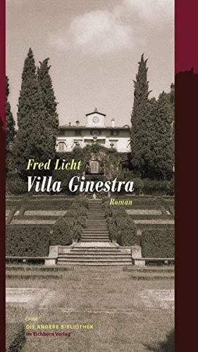 9783821845968: Villa Ginestra