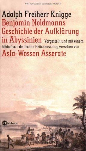 9783821847504: Benjamin Noldmanns Geschichte der Aufkl�?¤rung in