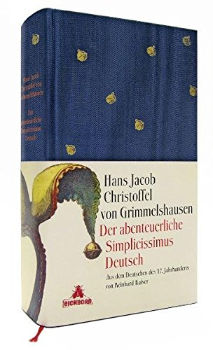 9783821847726: Der abenteuerliche Simplicissimus Deutsch