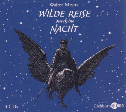 9783821854465: Wilde Reise durch die Nacht. Sonderausgabe. 4 CDs