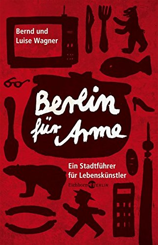 9783821858302: Berlin für Arme
