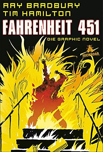 Fahrenheit 451 - Graphic Novel: Bradbury, Ray/ Hamilton,
