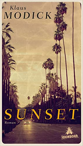 Sunset (Hardback): Klaus Modick