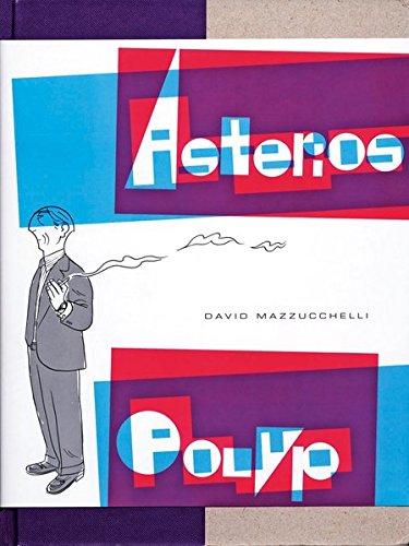 9783821861302: Asterios Polyp