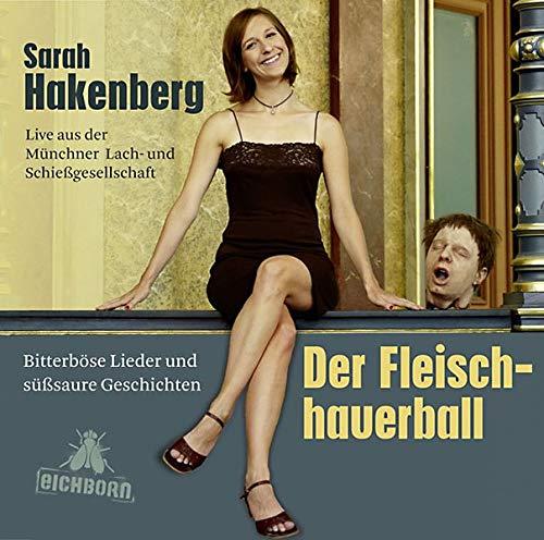 9783821863580: Der Fleischhauerball-Bitterb�se Lieder und S��saur